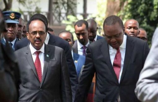 Kenya denies interfering with Somalia's internal affairs