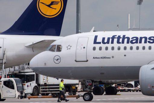 Lufthansa oo duullimaadyadeedii u dhintay cudurka Coronavirus dartiis