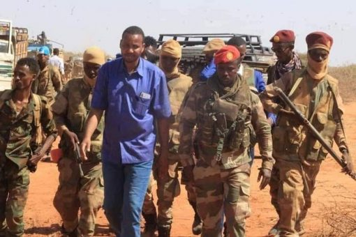 Dagaalka Balad Xaawo oo qaboobay iyo barakac ka bilowday Mandheera, Kenya