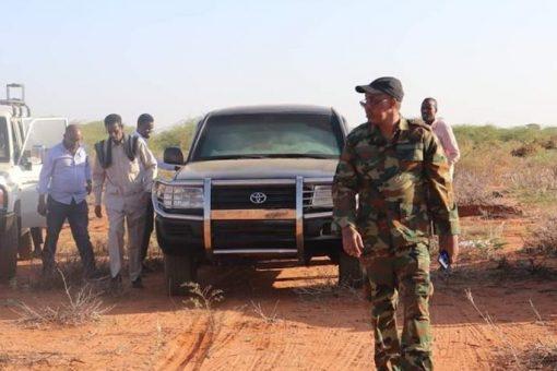 Gunfire near Mandera as forces clash over fugitive Jubaland minister