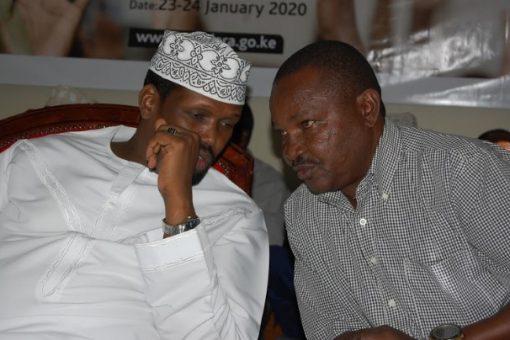 Kick out fugitive Somalia minister, Mandera residents demand