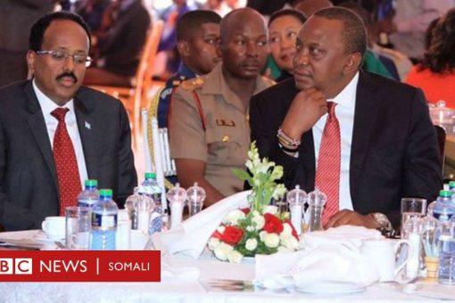 """Kenya: """"Soomaaliya waxay kusoo xadgudubtay dalkeenna"""""""