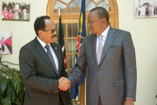 Kenya oo Somalia ku eedeysay inay kusoo xadgudubtay dhulkeeda