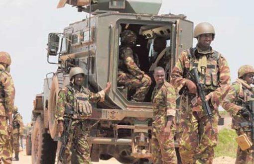 Kenya to start talks on KDF exit from Somalia