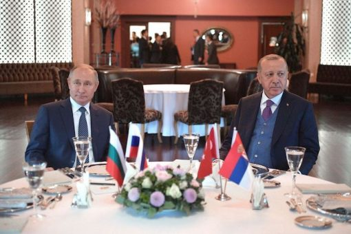 Erdogan, Putin announce Idlib ceasefire after Moscow meeting