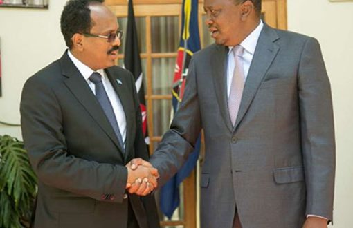 AU urges restrain in Kenya-Somalia row, calls for dialogue