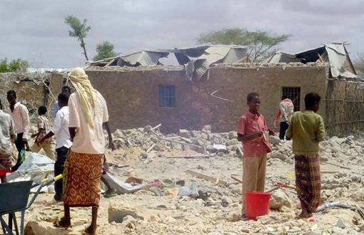US Strikes in Somalia Nearly on Par with Strikes in Iraq, Syria