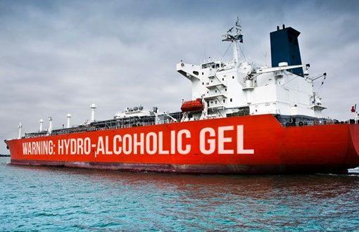 Somali pirates hijack tanker laden with two million barrels of sanitiser gel