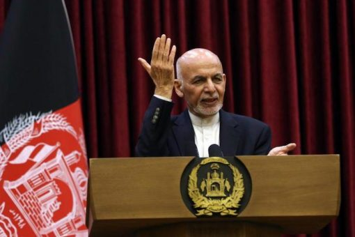 Afghanistan: Ghani signs decree to release 1,500 Taliban fighters