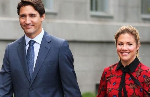 Sophie Trudeau, wife of Canadian Prime Minister, tests positive for coronavirus