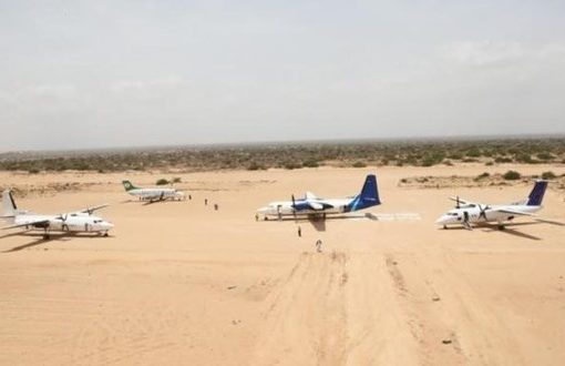 'Dusty run-way' for $4.3m? Somalis online question cost of Barawe airport