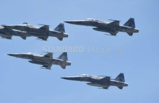 Tension as Kenyan fighter jets fly over Jubaland