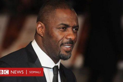 Idris Elba oo laga helay cudurka Corona