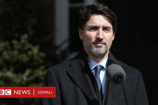 Canada oo dalkeeda ka mamnuucday ajaaniib badan