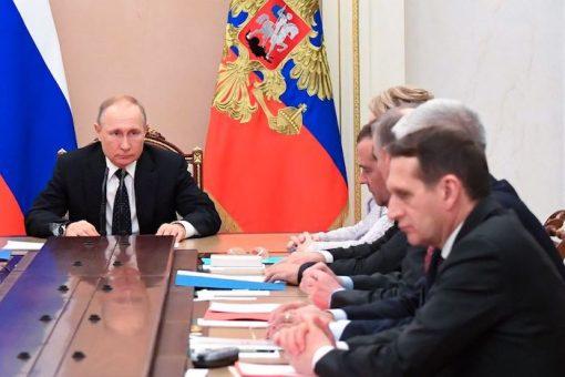 Madaxweyne Putin oo xukunka sii fadhin kara ilaa iyo sannadka 2036-ka