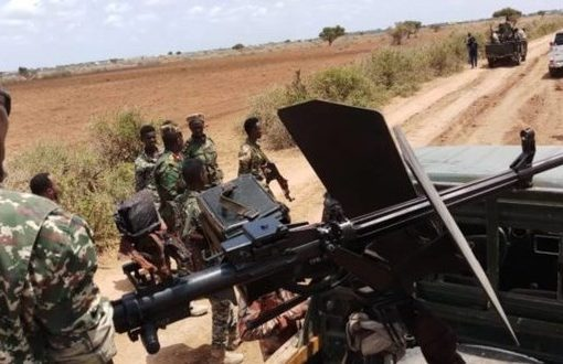 SNA capture Shabaab intelligence leader in Janaale, Lower Shabelle