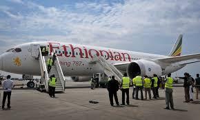 Dowladda oo u fasaxday Ethiopian airlines in ay ka degto garoonka Hargeyso.