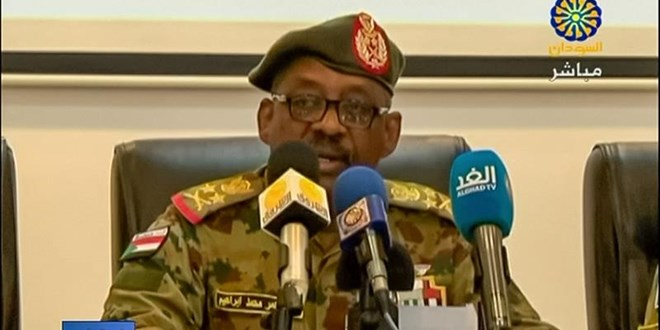 Sudan defence minister dies of heart attack in South Sudan