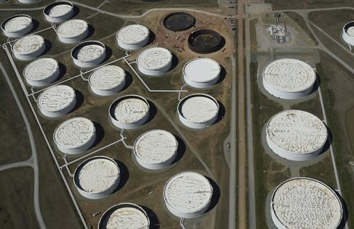 Oil price may fall to $10 a barrel as world runs out of storage space