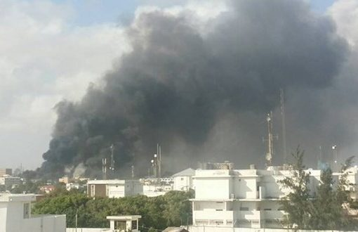 Somalia suicide bomber detonates in tea shop, killing 2