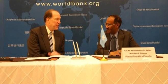 Somalia upbeat on economic reform as IMF, World Bank announce interim debt relief