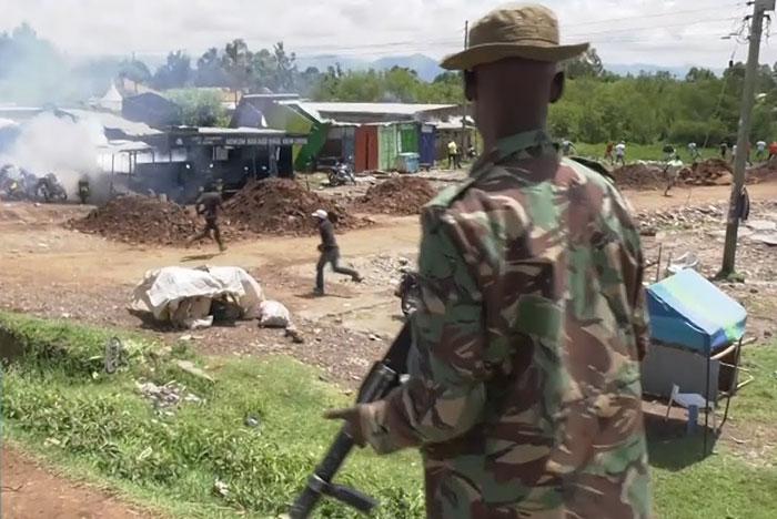 VIDEO: Booliska Kenya oo xeelad layaab leh kaga hortagaya faafidda cudurka Coronavirus