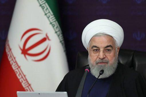 As Iran coronavirus deaths rise, Rouhani hits back at criticism