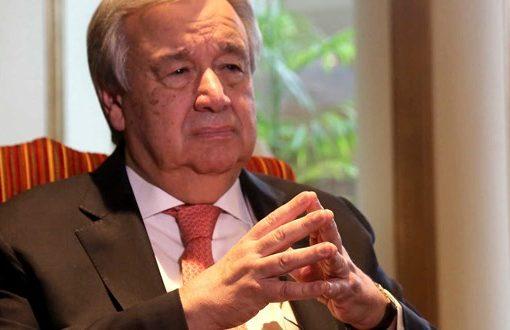 UN Chief: Coronavirus Pressures Leading to Global Surge in Domestic Violence