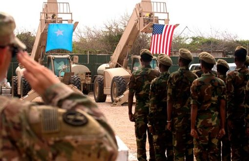 Somali, U.S. forces kill 8 al-Shabab militants