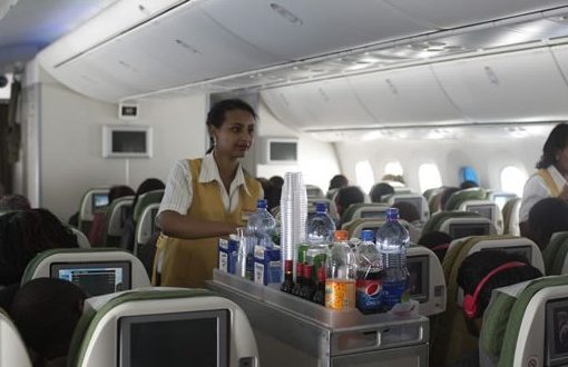 Africa's largest airline is starting to furlough workers as the global travel downturn bites