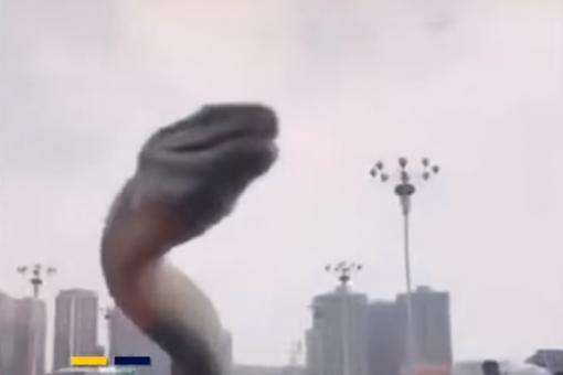 VIDEO: Mas mar qura muraayadda usoo fuulay darawal waddo saarnaa