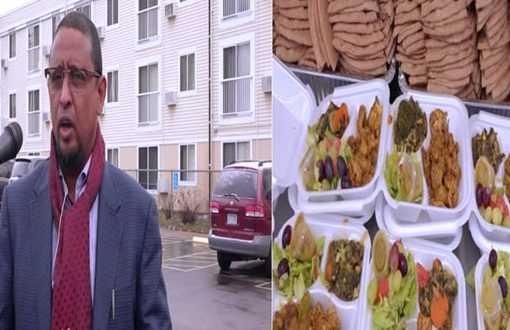 Helping the Needy During Coronavirus Crisis: The Greater Minneapolis Community Connections Hands Out 200 Boxed Meals Daily