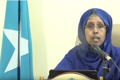 Cudurka coronavirus oo dhimashadii ugu horreysay ku galaaftay magaalada Muqdisho