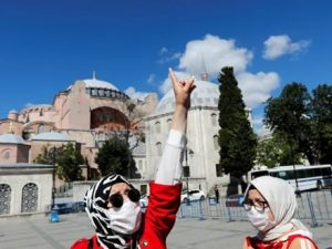 turkey's-ancient-hagia-sofia-to-serve-as-mosque,-erdogan-decrees-after-court-ruling