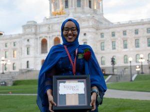 somali-american-educator-qorsho-hassan-wins-minnesota-teacher-of-the-year-award