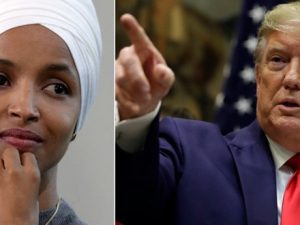 'this-refugee-is-going-to-have-a-good-time-voting-you-out':-ilhan-omar-responds-to-trump's-dog-whistle-rant-at-minnesota-rally