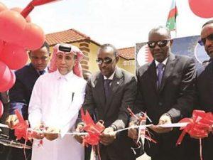 qatar-charity's-multi-service-centre-launched-in-somalia
