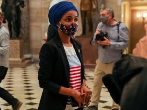 ilhan-omar-leads-calls-to-fire-senate-official-who-scuppered-$15-wage-rise