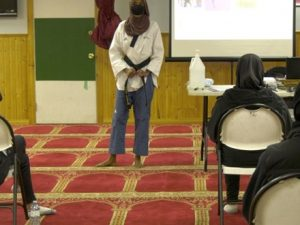 'you-are-strong-enough':-muslim-women-offered-self-defence-classes-in-wake-of-attacks