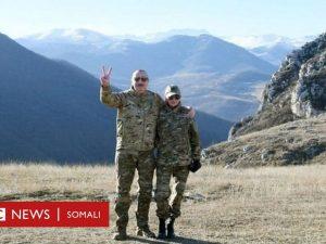 nagorno-karabakh:-azerbaijan-ma-waxay-isku-diyaarineysaa-inay-dagaal-kale-la-gasho-armenia?