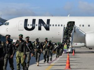 144-nigerian-police-officers-arrive-to-support-the-somali-police-force