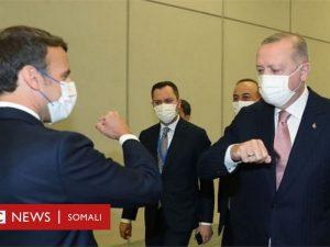 erdogan:-'macron-wuxuu-ii-sheegay-in-uusan-kasoo-horjeedin-islaamka'