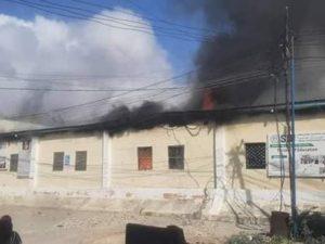 fire-destroys-sections-of-siu-university-in-mogadishu